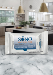 Medical-Grade Disinfectant Wipes